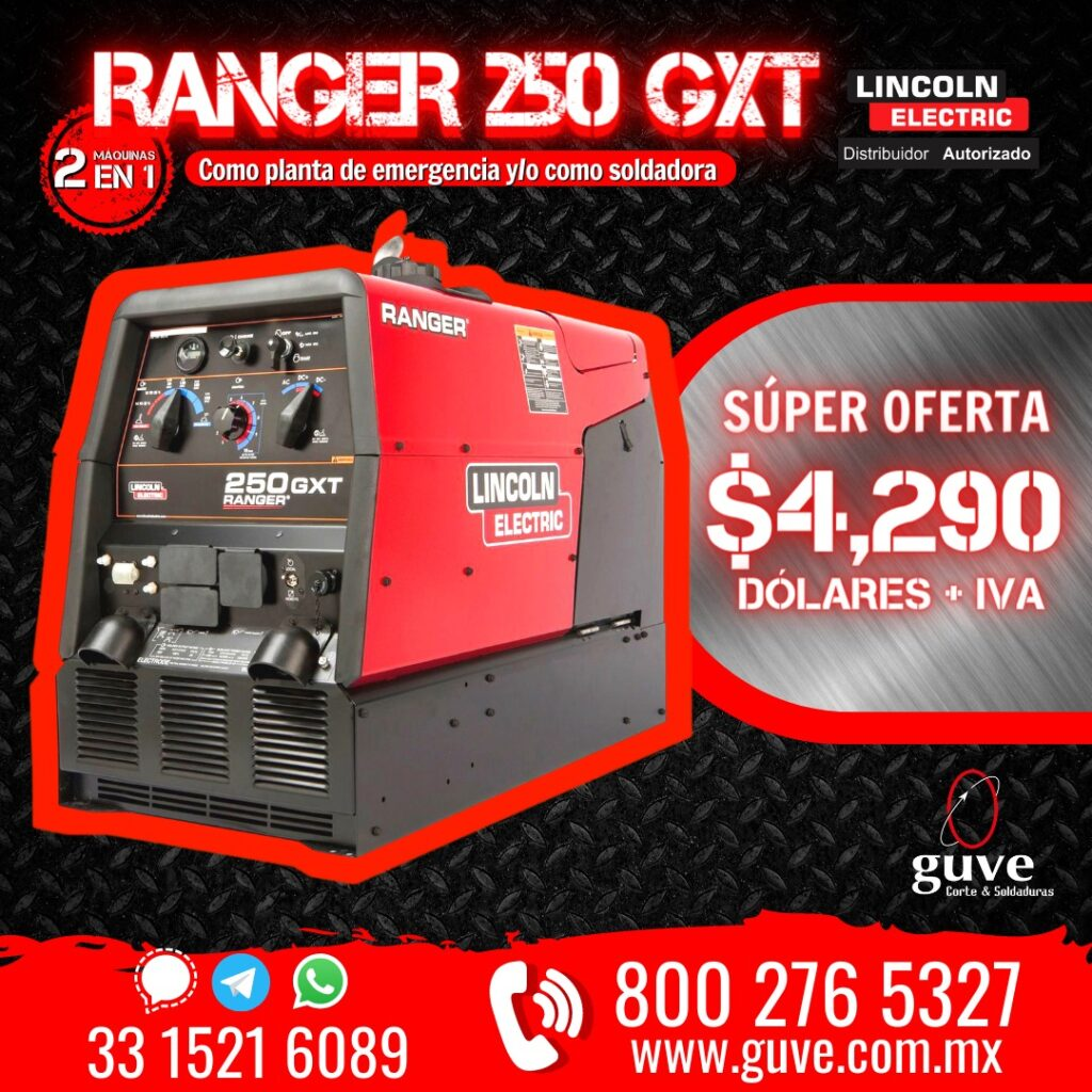 Ranger 250 GXT